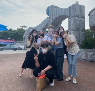 미래세대 V리더(대학생봉사단) 투명페트병 분리배출활동 - 기후2팀